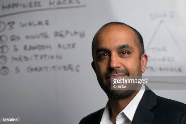 Neil Pasricha author of The Happiness Equation as a pilot for The Good Life May 5 2016