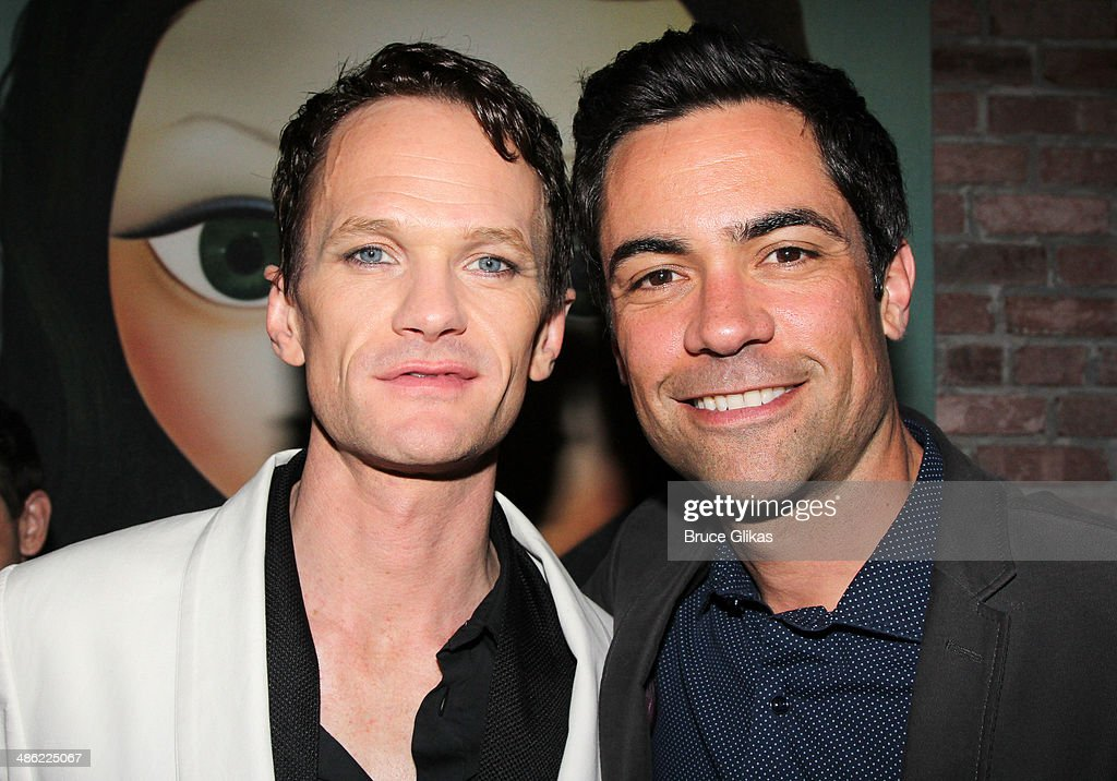 <a gi-track='captionPersonalityLinkClicked' href=/galleries/search?phrase=Neil+Patrick+Harris&family=editorial&specificpeople=210509 ng-click='$event.stopPropagation()'>Neil Patrick Harris</a> and <a gi-track='captionPersonalityLinkClicked' href=/galleries/search?phrase=Danny+Pino&family=editorial&specificpeople=240258 ng-click='$event.stopPropagation()'>Danny Pino</a> attend the Broadway opening night After Party for 'Hedwig And The Angry Inch' at Tao Downtown at The Maritime Hotel on April 22, 2014 in New York City.