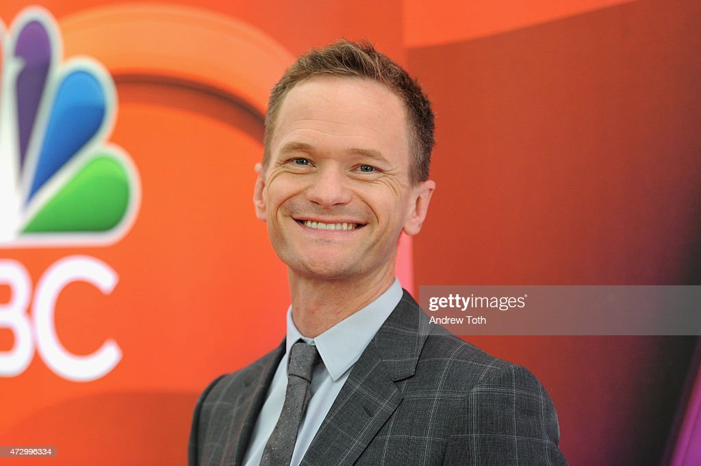 Neil Patrick Harris attends the 2015 NBC Upfront Presentation Red Carpet Event at Radio City Music Hall on May 11 2015 in New York City