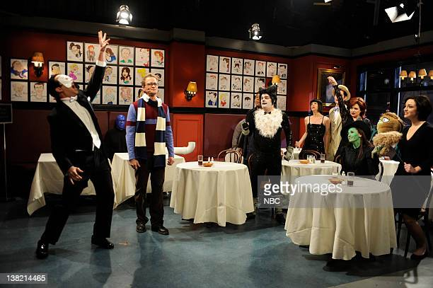 LIVE 'Neil Patrick Harris' Episode 1543 Airdate Pictured Neil Patrick Harris Bobby Moynihan as performer Bill Hader as performer Casey Wilson as...