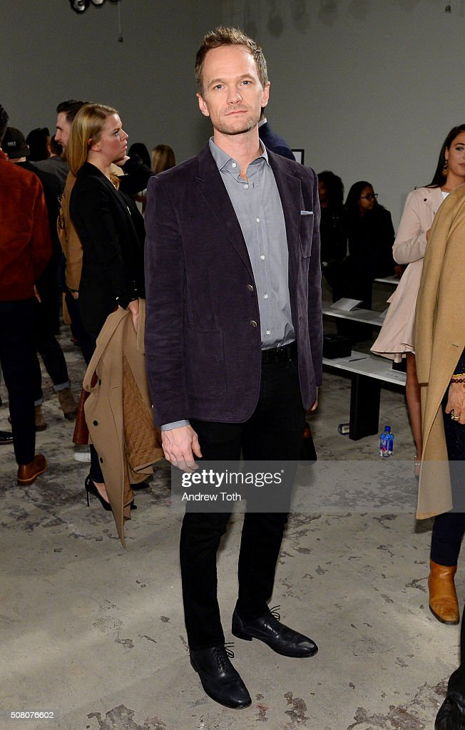 Ovadia & Sons - Front Row - New York Fashion Week Men's Fall/Winter 2016