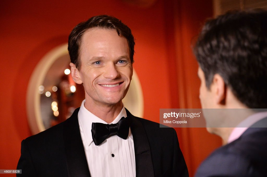"<a gi-track='captionPersonalityLinkClicked' href=/galleries/search?phrase=Neil+Patrick+Harris&family=editorial&specificpeople=210509 ng-click='$event.stopPropagation()'>Neil Patrick Harris</a>, winner of the award for Best Performance by an Actor in a Leading Role in a Musical for ""Hedwig and the Angry Inch"", poses in the Paramount Hotel Winners' Room at the 68th Annual Tony Awards on June 8, 2014 in New York City."
