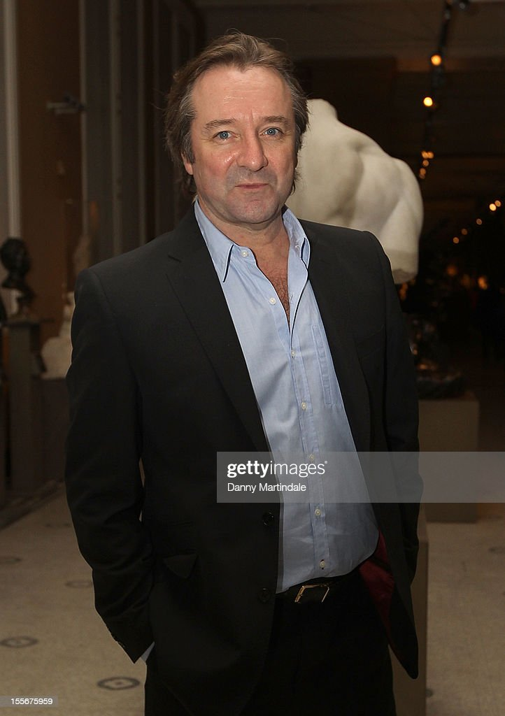 Neil Pearson attends the Hollywood Costume: American Airlines Gala at Victoria & Albert Museum on November 6, 2012 in London, England.