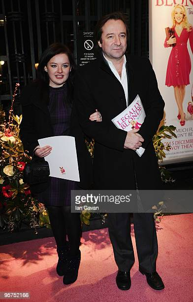 Neil Pearson attends the 'Legally Blond' Gala Performance at the Savoy Theatre on January 13 2010 in London England