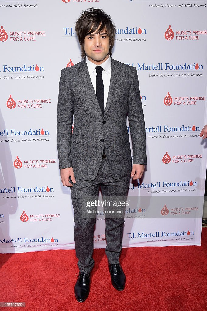 Neil Perry of The Band Perry attends the T.J. Martell Foundation's 39th Annual New York Honors Gala at Cipriani 42nd Street on October 21, 2014 in New York City.