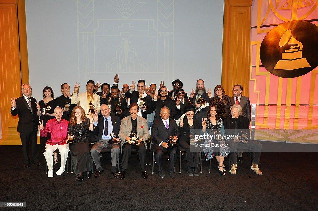 56th GRAMMY Awards - Special Merit Awards Ceremony