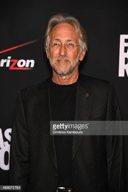 Neil Portnow attends Fashion Rocks 2014 presented by Three Lions Entertainment at the Barclays Center of Brooklyn on September 9 2014 in New York City