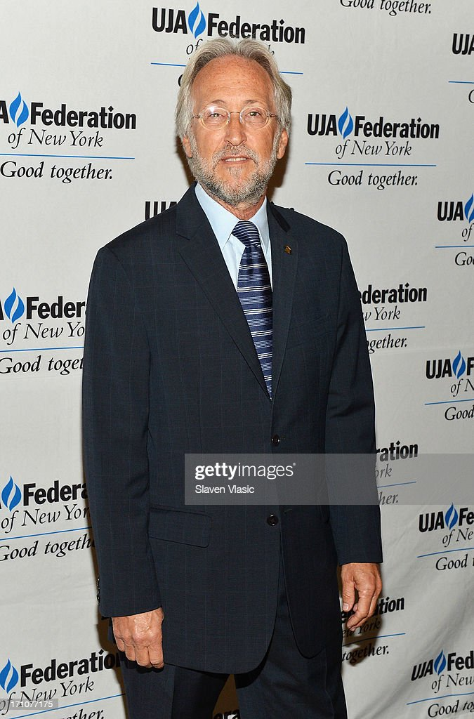 Neil Portnow attends UJA-Federation Of New York Music Visionary Of The Year Award Luncheon at The Pierre Hotel on June 21, 2013 in New York City.