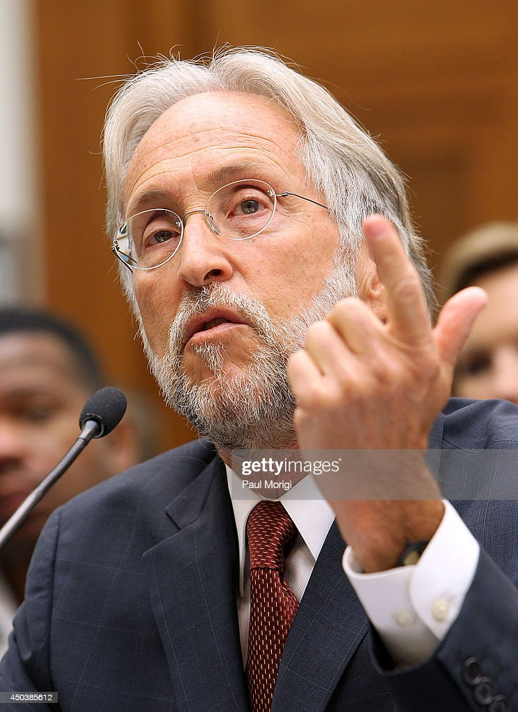 Neil Portnow President and Chief Executive Officer The Recording Academy testifies at the Subcommittee on Courts Intellectual Property and the...