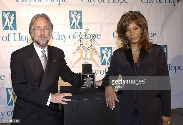 Neil Portnow Recording Academy President and Donna Summer