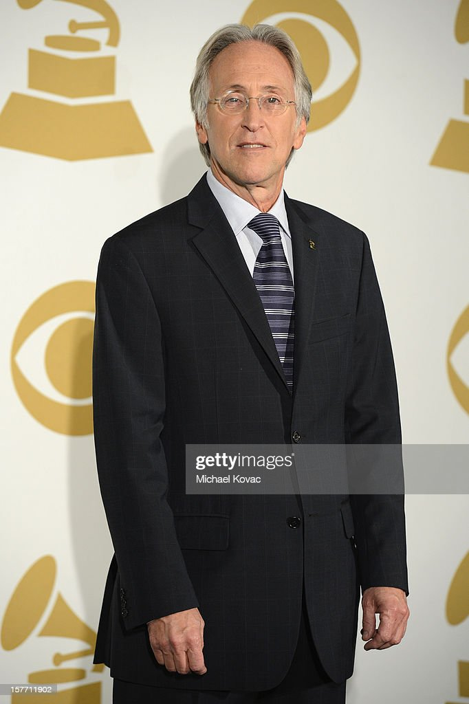 Neil R. Portnow, president of the National Academy of Recording Arts and Sciences attends The GRAMMY Nominations Concert Live!! held at Bridgestone Arena on December 5, 2012 in Nashville, Tennessee.