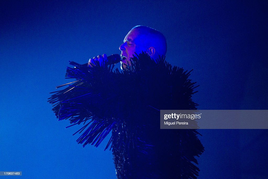 <a gi-track='captionPersonalityLinkClicked' href=/galleries/search?phrase=Neil+Tennant&family=editorial&specificpeople=213865 ng-click='$event.stopPropagation()'>Neil Tennant</a> of Pet shop Boys performing live at Sonar on June 15, 2013 in Barcelona, Spain.