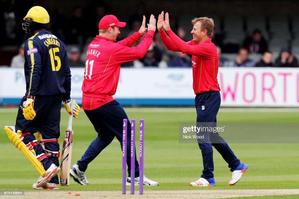 Essex v Hampshire - Royal London One-Day Cup