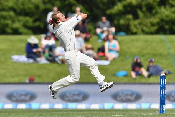 New Zealand v Pakistan - 1st Test: Day 4 : News Photo