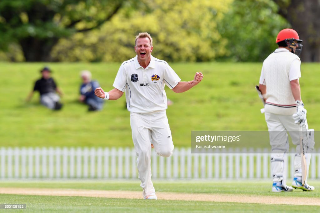 Plunket Shield - Canterbury v Otago Volts