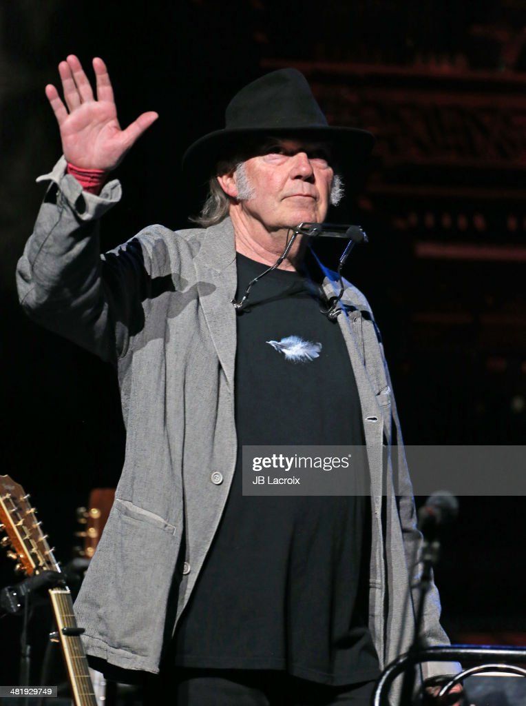 An Evening With Neil Young - Hollywood, CA