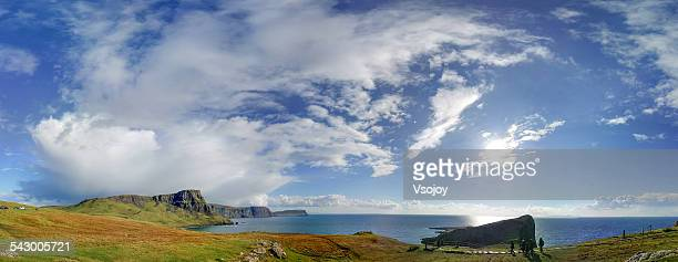 Neist Point 360 Degree Panoramic View, Skye