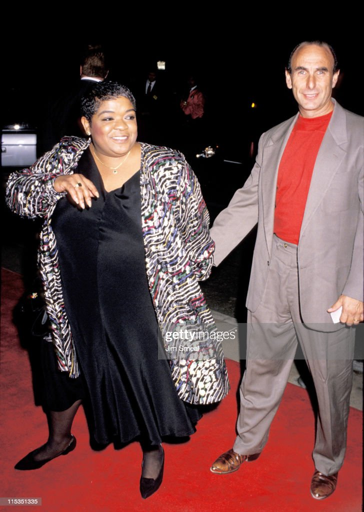 <a gi-track='captionPersonalityLinkClicked' href=/galleries/search?phrase=Nell+Carter&family=editorial&specificpeople=892544 ng-click='$event.stopPropagation()'>Nell Carter</a> and guest during 'Mother, Mother' Los Angeles Premiere at Cinerama Dome in Hollywood, California, United States.