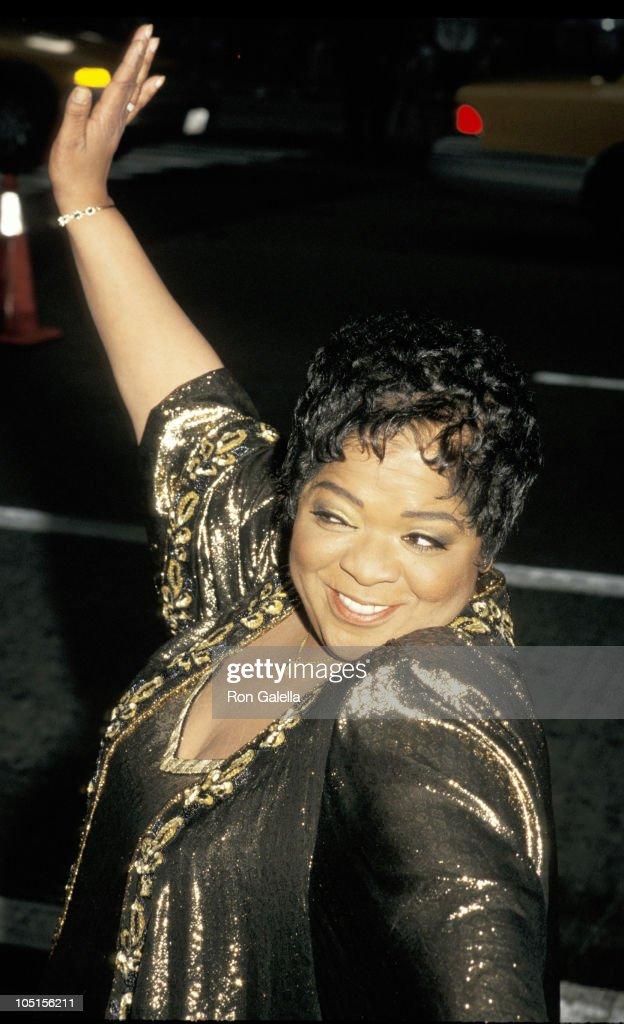 <a gi-track='captionPersonalityLinkClicked' href=/galleries/search?phrase=Nell+Carter&family=editorial&specificpeople=892544 ng-click='$event.stopPropagation()'>Nell Carter</a> during 52nd Annual Tony Awards at Radio City Music Hall in New York City, NY, United States.