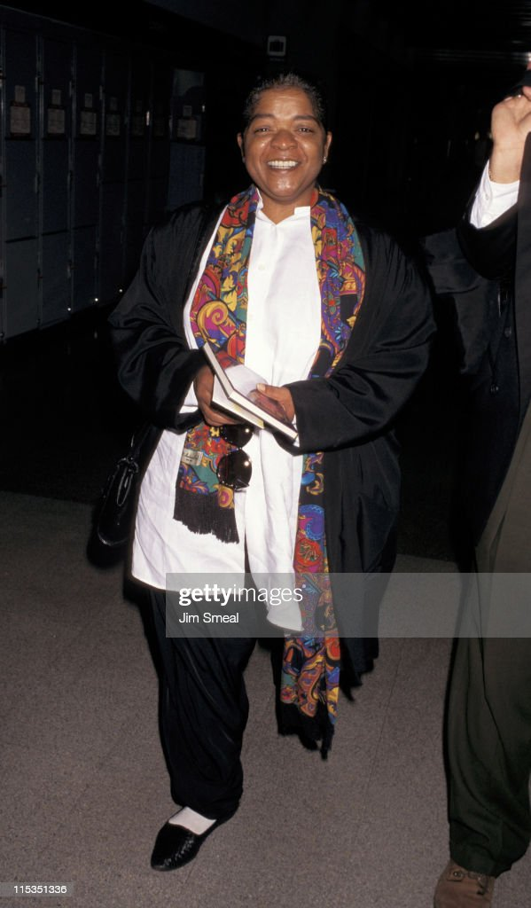 <a gi-track='captionPersonalityLinkClicked' href=/galleries/search?phrase=Nell+Carter&family=editorial&specificpeople=892544 ng-click='$event.stopPropagation()'>Nell Carter</a> during <a gi-track='captionPersonalityLinkClicked' href=/galleries/search?phrase=Nell+Carter&family=editorial&specificpeople=892544 ng-click='$event.stopPropagation()'>Nell Carter</a> Departing LAX for New York City - May 30, 1996 at LAX in Los Angeles, California, United States.