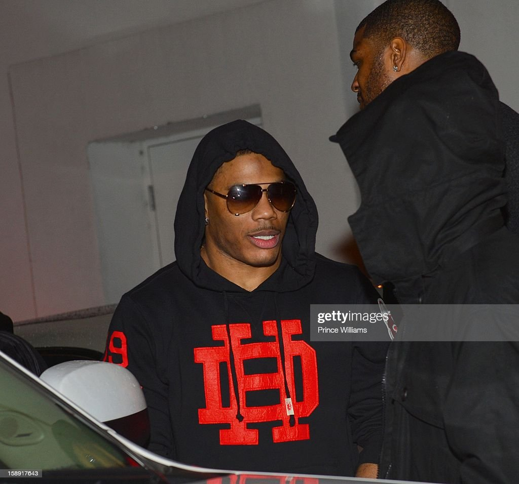 <a gi-track='captionPersonalityLinkClicked' href=/galleries/search?phrase=Nelly+-+Rapper&family=editorial&specificpeople=11499081 ng-click='$event.stopPropagation()'>Nelly</a> attends the T.I. Welcome To Atlanta Party for Big Tigger at Reign Nightclub on January 1, 2013 in Atlanta, Georgia.
