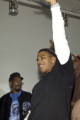 Nelly during 2006 BET HipHop Awards 'Welcome to Atlanta' PreParty Hosted by Hennessy BETCom and So So Def at Mason Murer Fine Art Gallery in Atlanta...