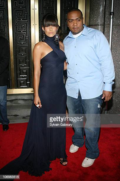 Nelly Furtado and Timbaland during Conde Nast Media Group Kicked off Fashion Week with the Third Annual 'Fashion Rocks' Concert Arrivals at Radio...