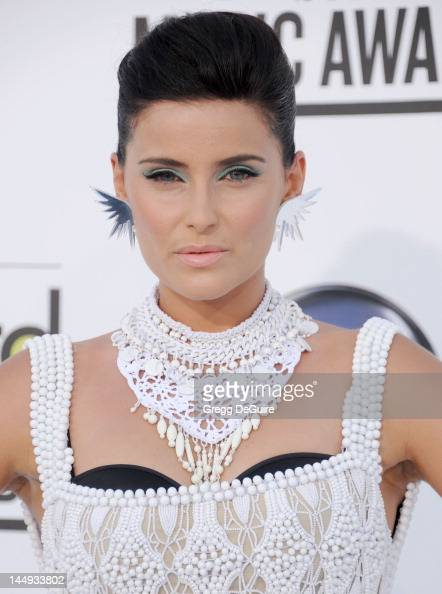 Nelly Furtado arrives at the 2012 Billboard Music Awards at MGM Grand on May 20 2012 in Las Vegas Nevada