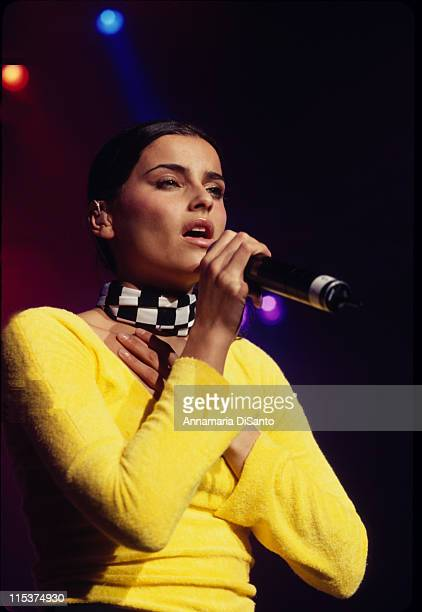 Nelly Furtado at 987's Not So Silent Night holiday concert