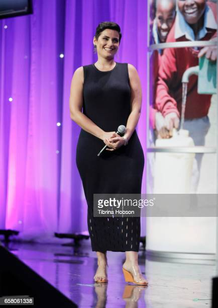 Nelly Furtado attends the 8th annual Unstoppable Foundation Gala at The Beverly Hilton Hotel on March 25 2017 in Beverly Hills California