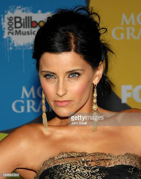 Nelly Furtado during 2006 Billboard Music Awards Arrivals at MGM Grand Hotel in Las Vegas Nevada United States