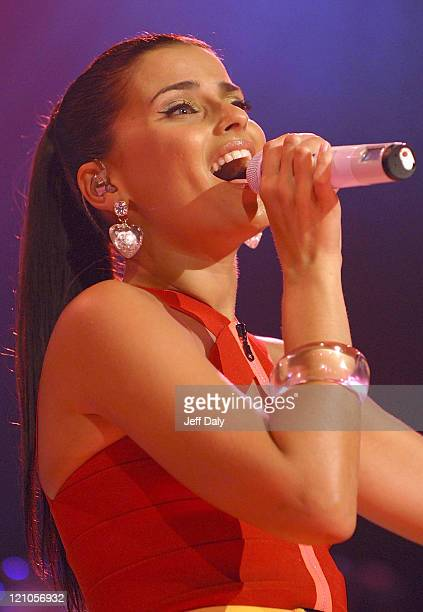 Nelly Furtado during Nelly Furtado 'Loose' Tour at the Seminole Hard Rock Hotel and Casino in Hollywood Florida May 30 2007 at Seminole Hard Rock...