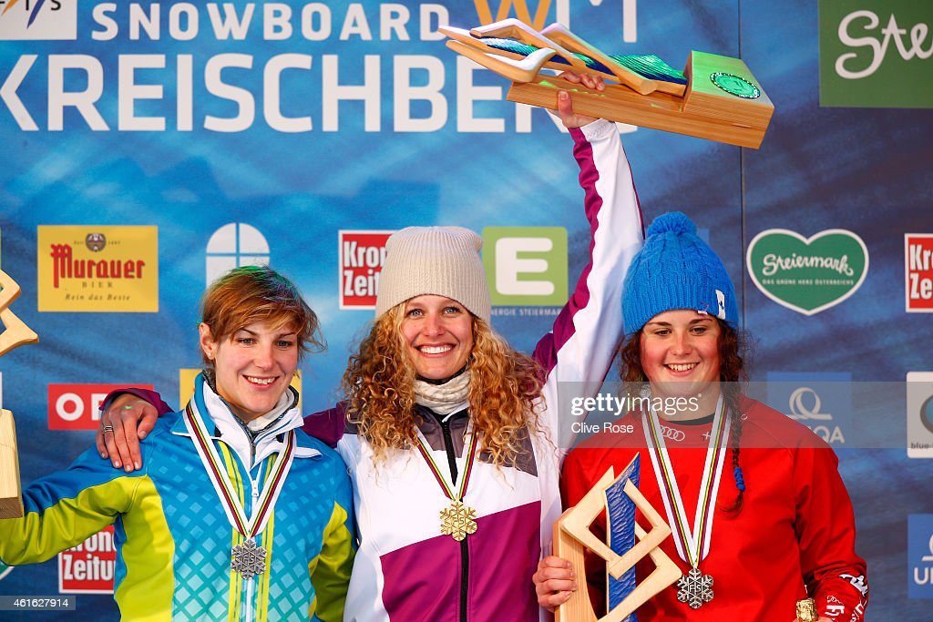 FIS Freestyle Ski & Snowboard WM 2015 - Men's and Women's Snowboardcross
