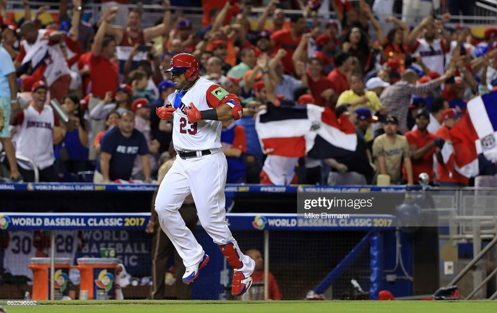 World Baseball Classic - Pool C - Game 4 - United States v Dominican Republic