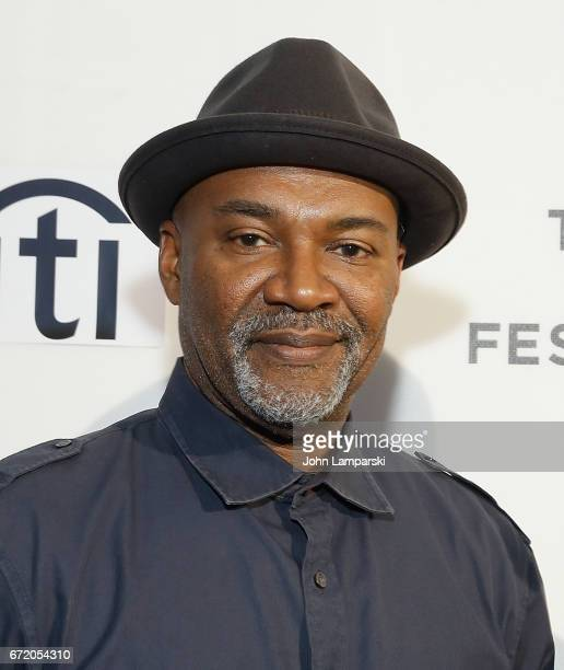 Nelson George attends Tribeca Talks Storytellers Common With Nelson George during the 2017 Tribeca Film Festival at Spring Studios on April 23 2017...