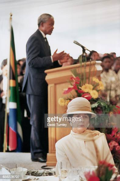 nelson mandela s inaugural speech Nelson mandela's inaugural address 1799 south africa in other african countries on his return to south africa, he was arrested and jailed then, on june 12.