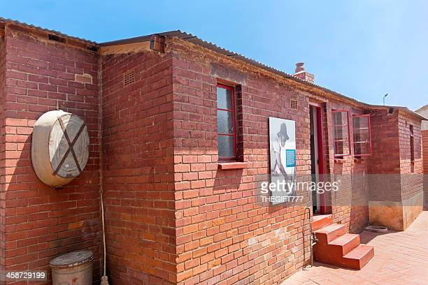 Nelson Mandela House in Soweto