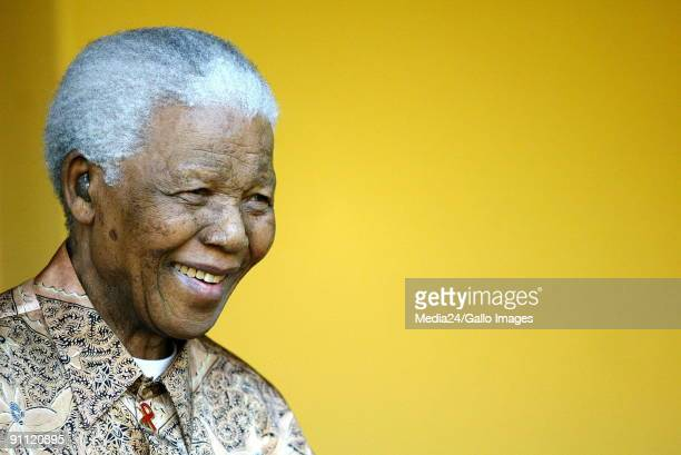 Nelson Mandela reads short statement on the Jacob Zuma issue South Africa