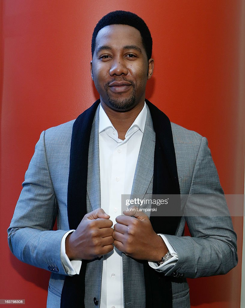 Nelson Mandela's grandson <a gi-track='captionPersonalityLinkClicked' href=/galleries/search?phrase=Ndaba+Mandela&family=editorial&specificpeople=7564073 ng-click='$event.stopPropagation()'>Ndaba Mandela</a> attends TEDxTeen 2013 at Scholastic Inc. Headquarters on March 16, 2013 in New York City.