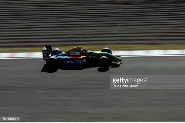 Nelson Piquet BenettonFord B190 Grand Prix of Japan Suzuka Circuit 21 October 1990