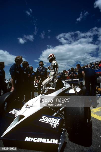 Nelson Piquet Gordon Murray BrabhamBMW BT53 Grand Prix of Canada Circuit Gilles Villeneuve 17 June 1984