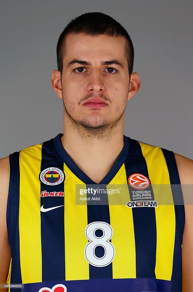 Fenerbahce Ulker Istanbul 2014/2015 Turkish Airlines Euroleague Basketball Media Day