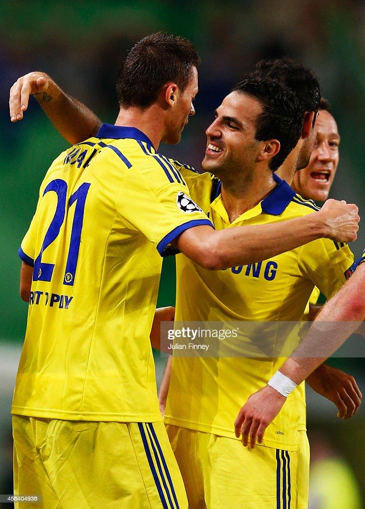 Sporting Clube de Portugal v Chelsea FC - UEFA Champions League