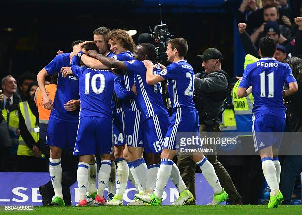 Chelsea v Middlesbrough - Premier League : News Photo