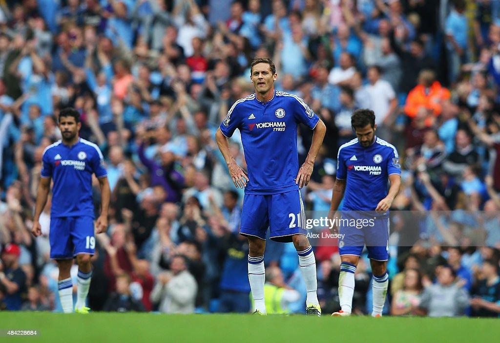 Manchester City v Chelsea - Premier League : News Photo