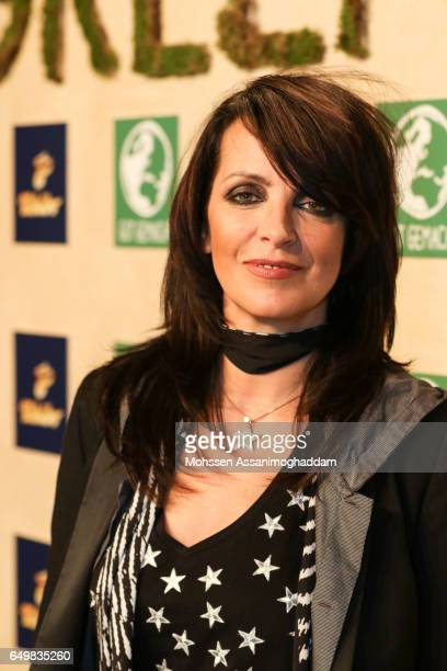 Nena attends the Green Carpet Event of Tchibo on March 8 2017 in Hamburg Germany