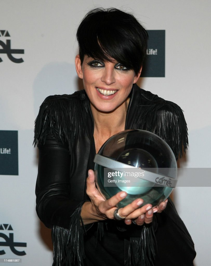 Nena attends the VIVA Comet 2011 Awards at Koenig-Pilsner Arena on May 27, 2011 in Oberhausen, Germany.