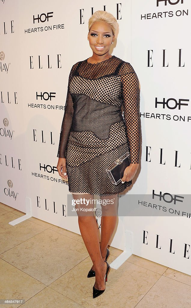 <a gi-track='captionPersonalityLinkClicked' href=/galleries/search?phrase=NeNe+Leakes&family=editorial&specificpeople=5446374 ng-click='$event.stopPropagation()'>NeNe Leakes</a> arrives at the ELLE Women In Television Celebration at Sunset Tower on January 22, 2014 in West Hollywood, California.