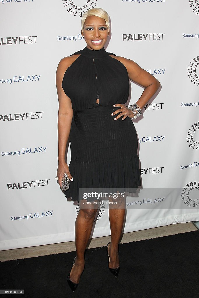 NeNe Leakes arrives to the Inaugural PaleyFest Icon Award honoring Ryan Murphy at The Paley Center for Media on February 27, 2013 in Beverly Hills, California.