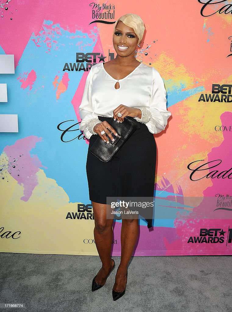 NeNe Leakes attends Debra L. Lee's 7th annual VIP pre BET dinner event at Milk Studios on June 29, 2013 in Los Angeles, California.